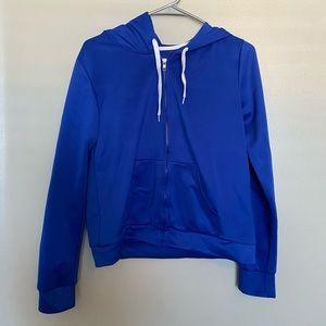Blue Womens Jacket Size Large